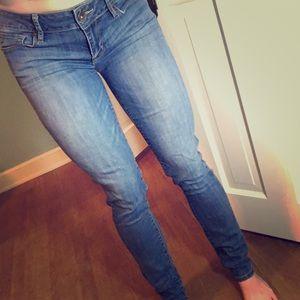 Denim - Bullhead Black Skinny Jeans Sz 9